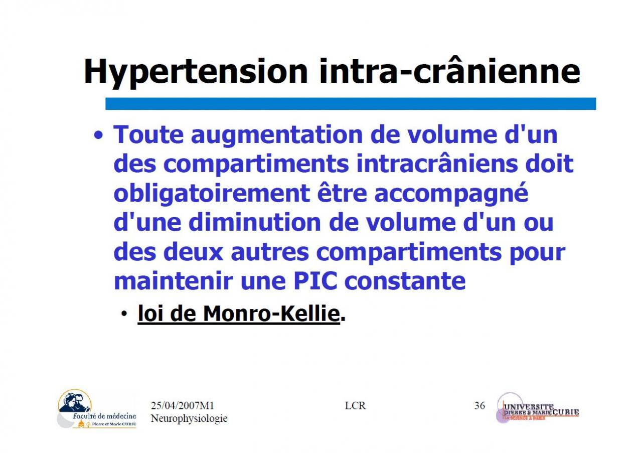 Hypertension Intra-crânienne
