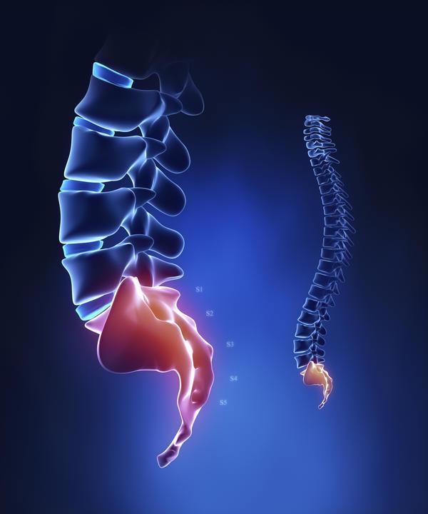Tailbone disorders